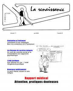 La Renaissance - Juin 2004 - volume 11 numéro 2.